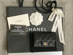 Chanel card holder for Sale in Artesia, CA