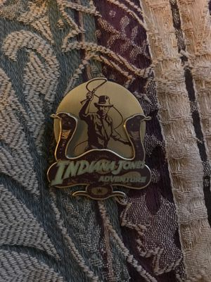Authentic Indiana Jones Disney Pin for Sale in Santa Ana, CA