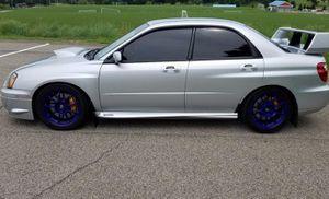 Great Shape. 2004 Subaru Impreza AWDWheels for Sale in Tampa, FL