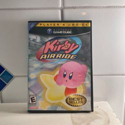 GameCube Kirby Air Ride Game Cube Game for Sale in Montebello,  CA