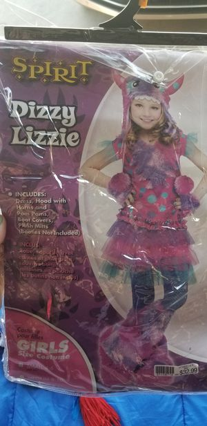 Monster Dizzy Lizzie costume for Sale in Peoria, AZ