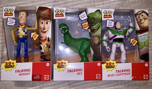 Disney X Pixar toy story collectibles toys for Sale in Bell Gardens, CA