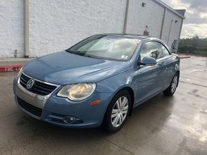 2008 Volkswagen E0S 2.T for Sale in Houston, TX