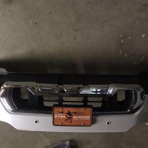 2020 GMC 2500 Factory bumper for Sale in Burnet, TX