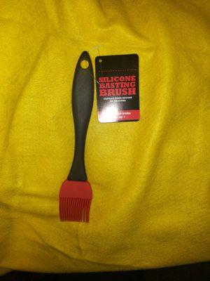 Silicone Basting And BBQ Brush for Sale in Scottsbluff, NE