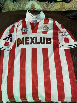Chivas aba sport jersey in ok condition size is xl for Sale in Perris, CA