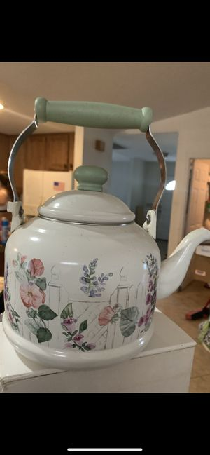 Tea Kettle for Sale in Port St. Lucie, FL