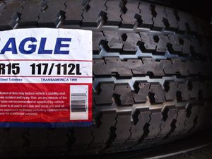 Transeagle trailer tires for Sale in Farmersville, TX