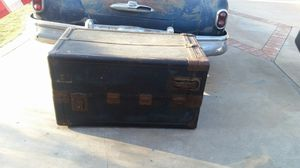 Vintage trunk for Sale in West Covina, CA