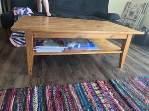 Coffee Table for Sale in Hutto, TX