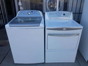 WHIRLPOOL CABRIO WASHER AND DRYER SET **DELIVERY AVAILABLE TODAY** for Sale in Maryland Heights, MO