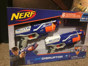 """New Nerf gun""""s -comes with two guns - Never used for Sale in Mountain View, CA"""