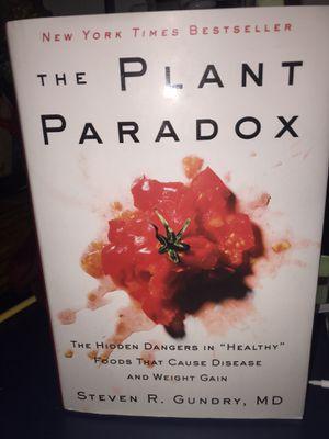 The Plant Paradox Book for Sale in Glendora, CA