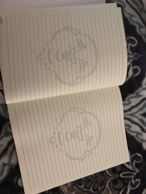 True religion notebook