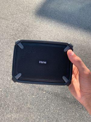 iHome Bluetooth speaker for Sale in Chesapeake, VA
