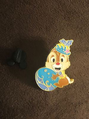 Tokyo Disney Sea (Dale) from Chip n Dale (Trading Pin) for Sale in Davenport, FL