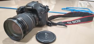 Canon 7D with 17-55 2.8 lens for Sale in Scottsdale, AZ