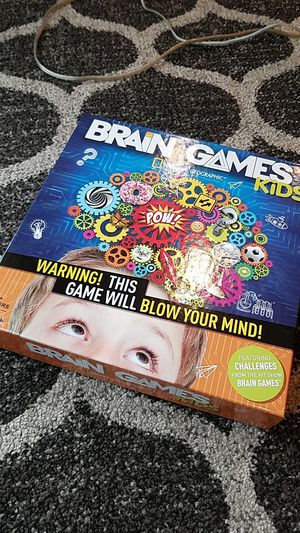 National Geographic - Brain Games kids for Sale in Mill Creek, WA