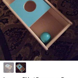 Lovevery Object Permanence Sliding Box for Sale in La Puente, CA