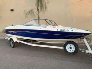2007 BAYLINER 175 3.0 Mercury MerCrusier Boat for Sale in El Mirage, AZ
