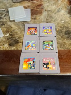 Nintendo Game Boy Games for Sale in Dinuba,  CA