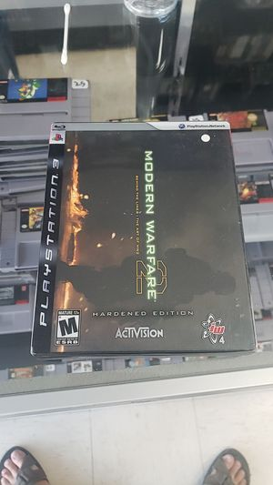 Call of duty modern warfare 2 hardened edition ps2 $15 for Sale in Los Angeles, CA