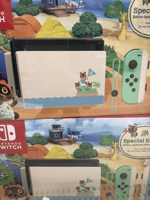 Animal crossing switch BRAND NEW SEALED for Sale in Tampa, FL
