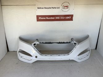 2016 2018 Hyundai Tucson front bumper for Sale in Houston,  TX