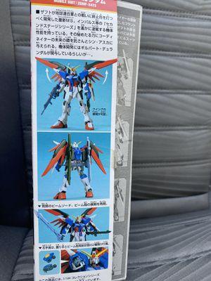 Destiny Gundam for Sale in Houston, TX