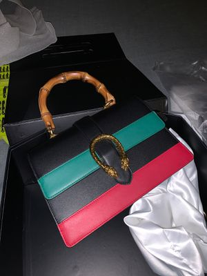 Authentic Gucci bamboo bag for Sale in Downey, CA