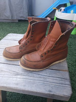 Red Wing Construction Work Boots for Sale in Orange, CA