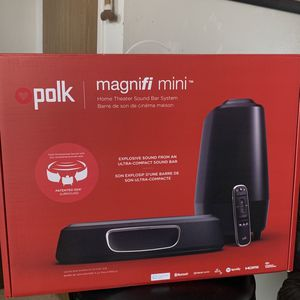 Polk Home Theatre Speakers for Sale in Farmington, NM