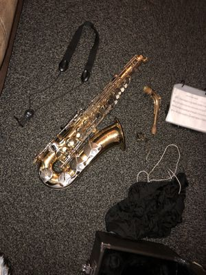 Alto saxophone (used) for Sale in Richardson, TX
