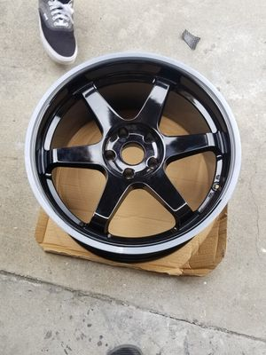 Vors TR37 Wheels for Sale in Signal Hill, CA