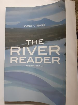 The river reader book used for Sale in Renton, WA
