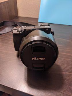 Sony A6600 + 85mm F1.8 Viltrox Lens for Sale in Sheridan,  CO