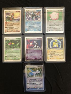 Pokemon Cards - Ruby / Saphire Ex Holos for Sale in Winter Garden, FL