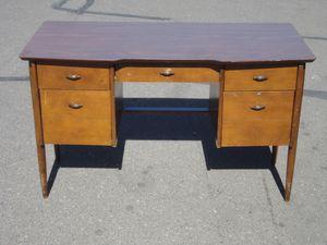 desk - mid century for Sale in Modesto, CA