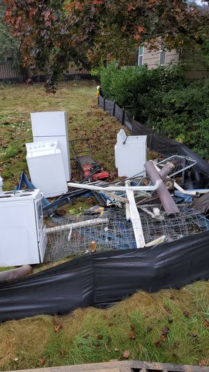 FREE APPLIANCES, scrap metal for Sale in Vancouver, WA