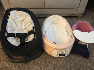 Swing-Co sleeping bassinet-Chair for Sale in Snohomish, WA