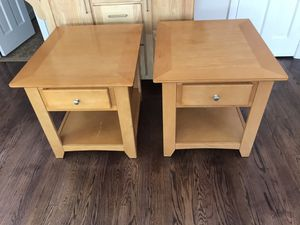 End tables for Sale in Alexandria, VA