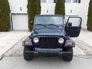 2006 Jeep Wrangler. 4.0. ONLY 84kmiles for Sale in Fishers, IN