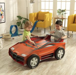 Kidkraft Speedway Activity Table Car Table Train Table for Sale in Alta Loma, CA