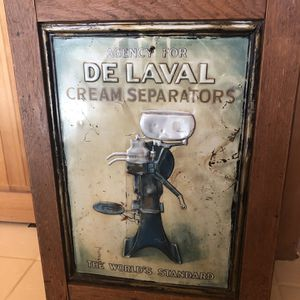 DeLaval Cream Separator Cabinet for Sale in Roswell, NM