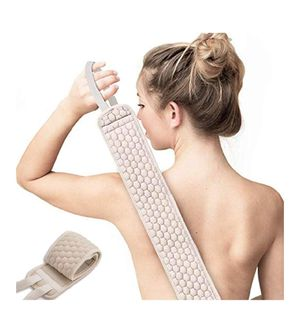 Exfoliating Back Scrubber for Shower for Men and Women, Back Washer Deep Clean & Invigorate Your Skin for Sale in Chicago, IL