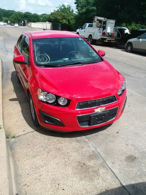 2016 Chevy Sonic for Sale in Dallas, TX