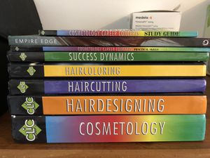 Comotology text books for Sale in Shiloh, PA