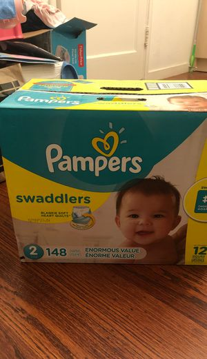 Pampers size 2 for Sale in Hayward, CA