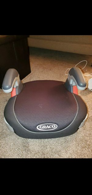 Graco booster seat ( car seat) for Sale in McKees Rocks, PA