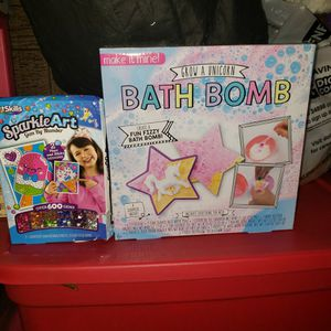 NEW 2 CHILDRENS HANDS ON SETS for Sale in Columbia, SC